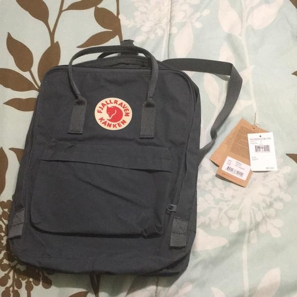 a698c97c4 Fjallraven Handbags - Fjallraven Kanken original backpack GRAPHITE